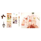 MyStyle Petite Message Seal [ST 5875] - Sticky Notes
